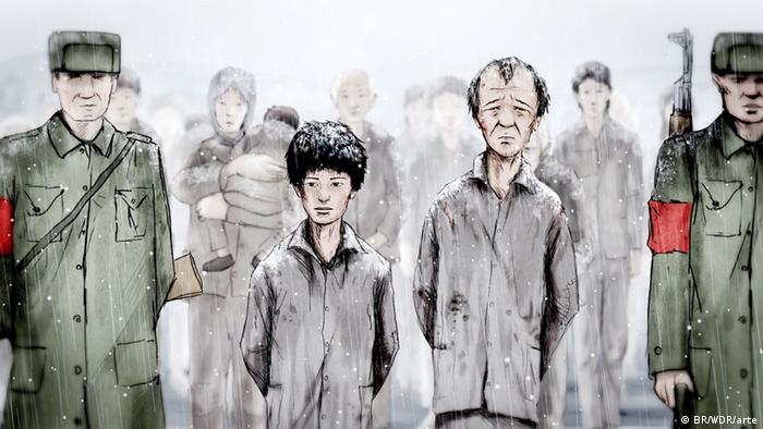 Deutscher Menschenrechts-Filmpreis 2014 Camp 14 – Total Control Zone
