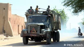L'insécurité est toujours grande dans le nord du Mali, comme ici à Tombouctou