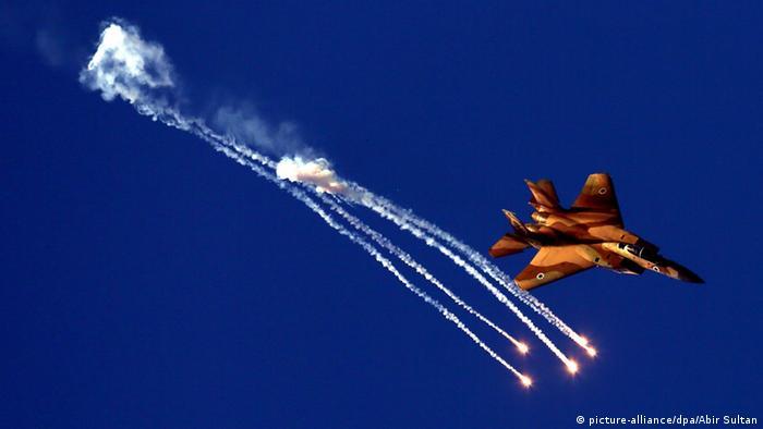 Israeli Jet F-15I