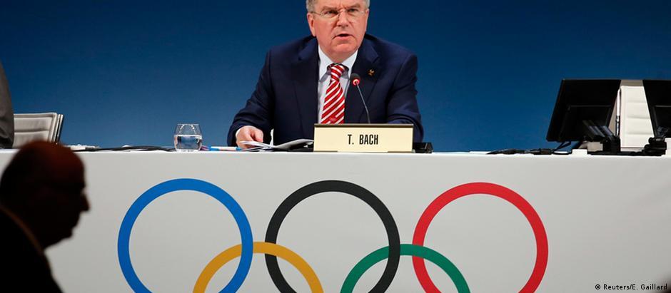 Presidente do COI, Thomas Bach, está confiante na aprovação de reformas
