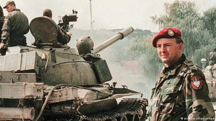 Arkan Zeljko Raznatovic 1995