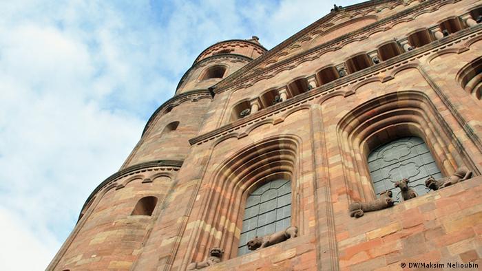 Восточный фасад собора