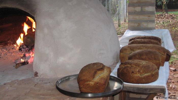 baked potatoes im backofen