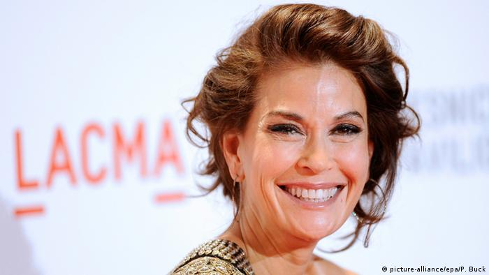 Teri Hatcher Schauspielerin USA Archiv 2010 (picture-alliance/epa/P. Buck)