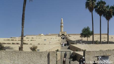 Moschee des Propheten Jona Mossul 1999