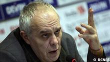 Der bulgarische Soziologe Andrey Raychev