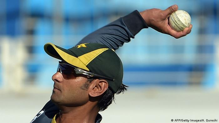 Mohammad Hafeez (AFP/Getty Images/A. Qureshi)