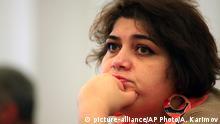Aserbaidschan inhaftiert Regimekritikerin Khadija Ismajilowa