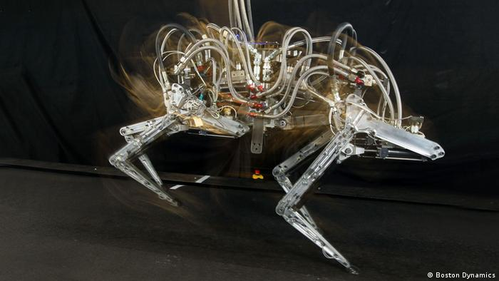 Cheetah Roboter-Gepard des US-Militärs