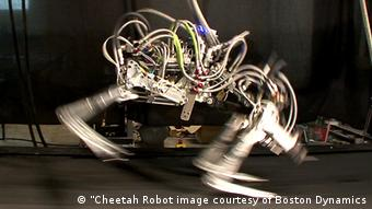 Google buys Robot maker Boston Dynamics