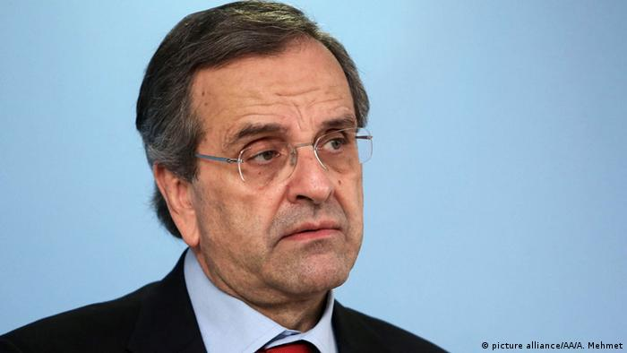 Antonis Samaras (Foto: Picture alliance)