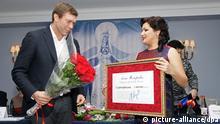 Ukraine Sopranistin Anna Netrebko unterstützt Separatisten in der Ostukraine