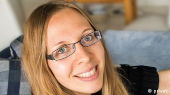 Lehrerin Mareike Hachemer im Portrait