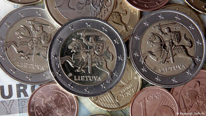 Litauen Euromünzen