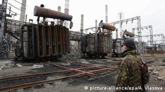 Коммунальщики планируют переключить линии от ТЭС в обход ЛНР