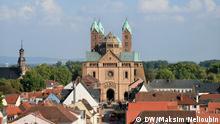 Welterbe Speyerer Dom. Deutschland entdecken. Copyright: DW / Maksim Nelioubin.