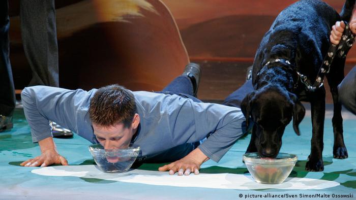Немецкие телепередачи о сексе