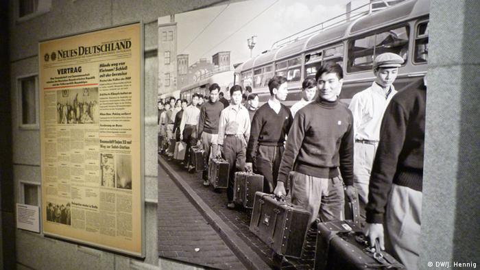 Ausstellung Immer Bunter - Einwanderungsland Deutschland
