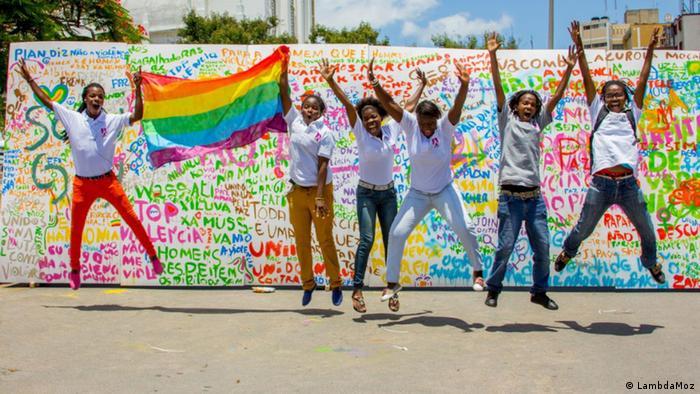Mosambik Gay Pride