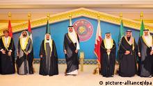 Golfstaaten Gipfel in Doha