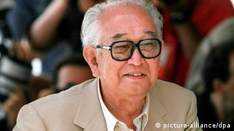 Akira Kurosawa - Porträt (Foto: picture-alliance/dpa)
