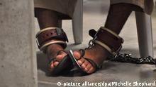 Symbolbild Folter