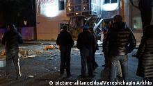 Ukraine Bombenanschlag in Odessa