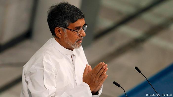 Friedensnobelpreis-Verleihung: Kailash Satyarthi (Foto: Reuters)