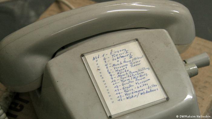 Телефон внутренней связи