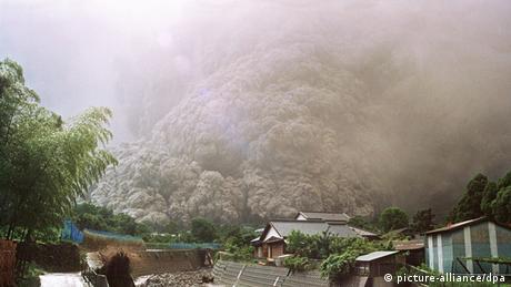 Japan Berg Fugen