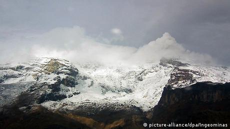 Kolumbien Vulkan Nevado del Ruiz