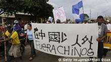 Nicaragua Proteste gegen Kanal