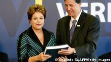 Dilma Rousseff Übergabe Bericht der Wahrheitskommissionen 10.12.2014