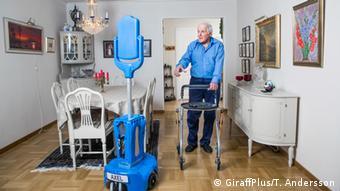 Χρήση ρομπότ και για τη φροντίδα των ηλικιωμένων