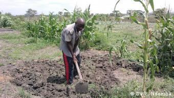 Angola - Landarbeiter