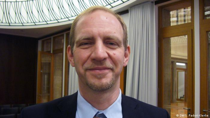 Southeastern Europe expert Florian Bieber