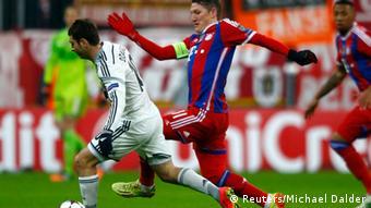 Fußball Champions League - Gruppe E: Bayern München - ZSKA Moskau