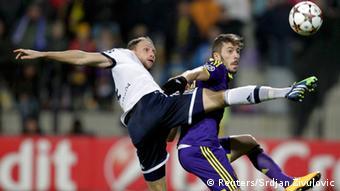 Fußball Champions League Gruppe G: NK Maribor Schalke 04