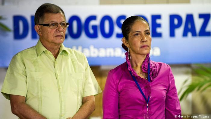 Kuba - Friedensgespräche zwischen der FARC und der kolumbianischen Regierung
