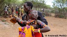 Bildergalerie Kenia Zwangsheirat Dezember 2014