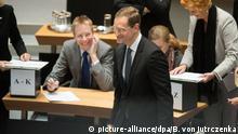 Michael Müller Wahl zum Regierenden Bürgermeister 11.12.2014 Berlin