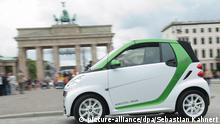 Електромобіль у Берліні