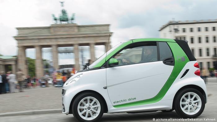 Німецькі електромобілі