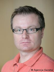 Roman Imielski, news editor at Gazeta Wyborcza