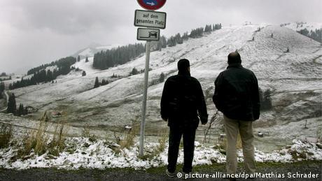 Sve više skijaša, sve manje sn