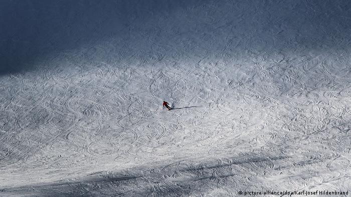 sneeuw garmisch partenkirchen