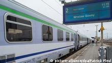 Polnische Staatsbahn PKP Eurocity Wawel