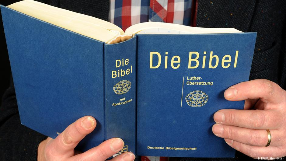 German Protestants to revise landmark Luther Bible | DW | 06.01.2015
