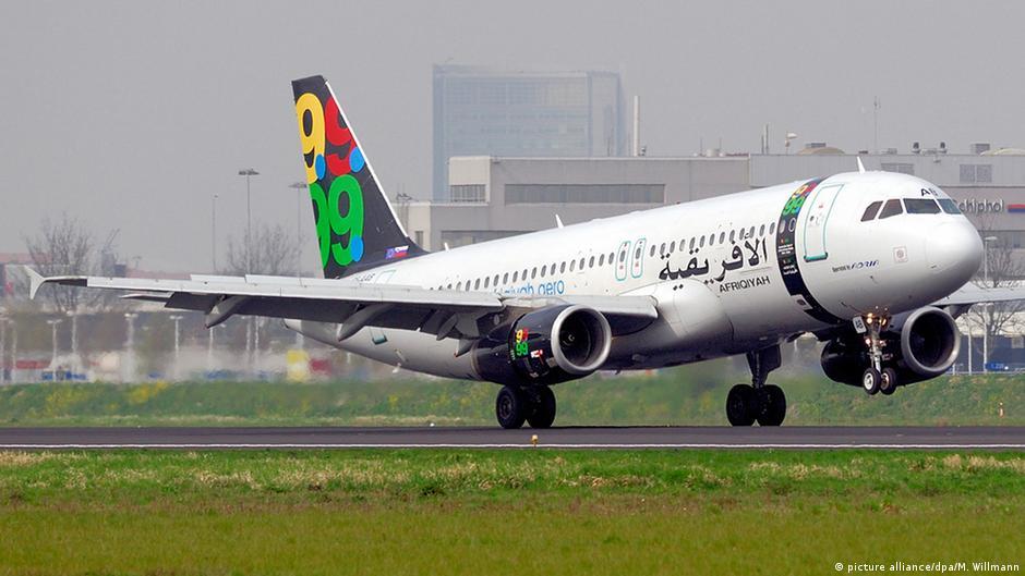 شركات الطيران الليبية ممنوعة من المجال الجوي الأوروبي   DW   11.12.2014