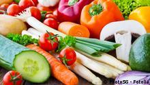 Gemüse Ernährung Symbolbild